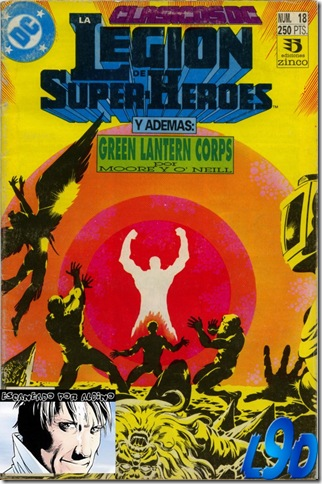 00 Tales of the Green Latern Corps 2 y 3