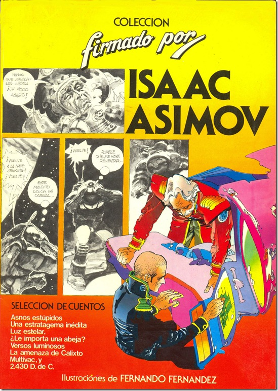 Isaac Asimov - Seleccion de cuentos