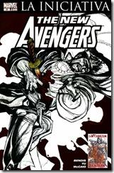 P00039 -  La Iniciativa - 038 - New Avengers #30