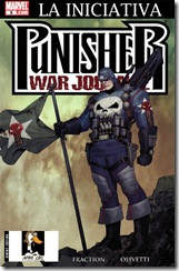 P00072 -  La Iniciativa - 070 - Punisher - War Journal #9