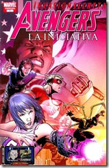 P00099 -  La Iniciativa - 097 - Avengers - The Initiative Annual #01