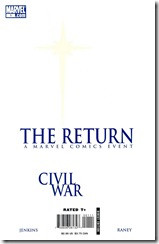 P00019 -  018 - Civil War - The Return #1