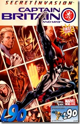 P00039 -  038 - Captain Britain & MI -13 #1