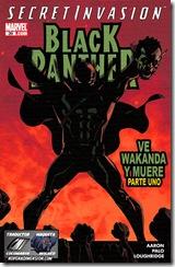 P00058 -  057 - Black Panther #39