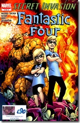 P00065 -  064 - Secret Invasion - Fantastic Four #3