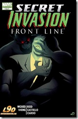 P00101 -  100 - Secret Invasion - Front Line #3