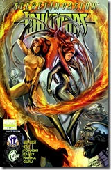 P00102 -  101 - Secret Invasion - Inhumans #2