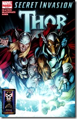 P00120 -  119 - Secret Invasion - Thor #3