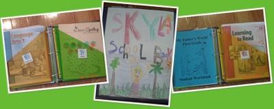 View school book