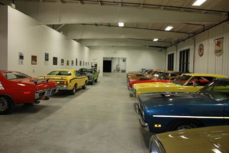 Classic Car Storage New Orleans
