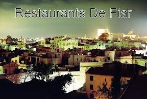 Restaurants de fiar