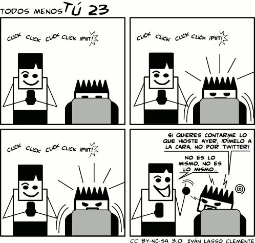 Todos menos tú 023