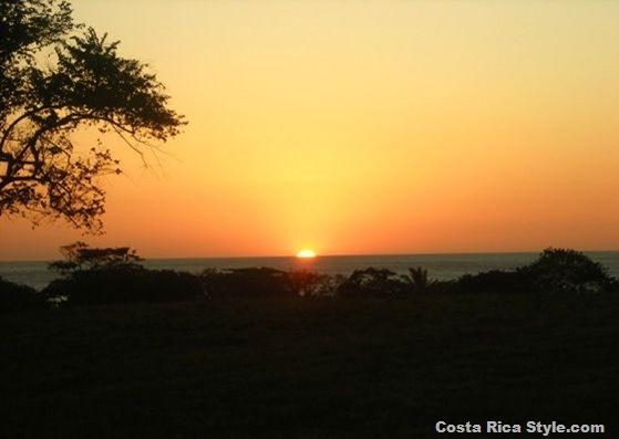 Costa Rican Sunset