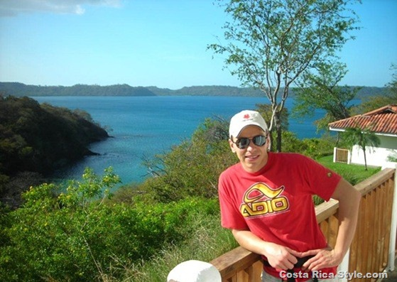 Costa Rica Ocean View Hotel