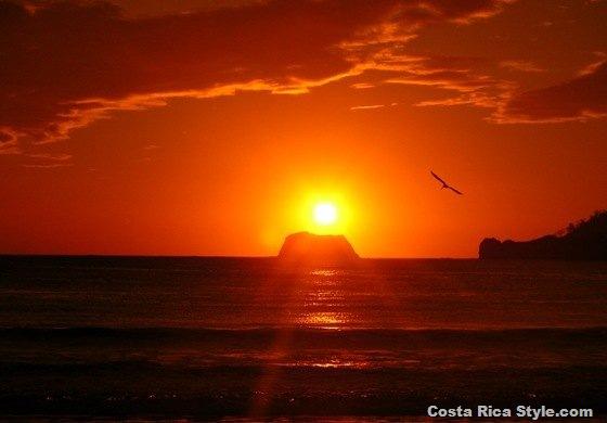 Costa Rica Warm Sun
