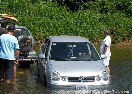 Costa Rica Stuck Car 3
