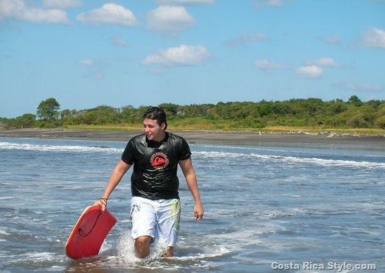 Costa Rica Body boarder