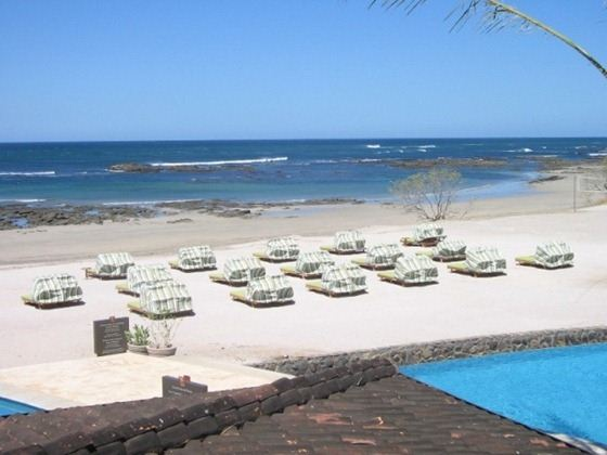 jw marriott resort spa guanacaste costa rica pool beach chairs 1