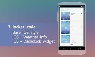 Screenshot of HI LockScreen(Locker,Parallax)