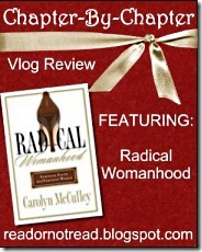Radical Womanhood button