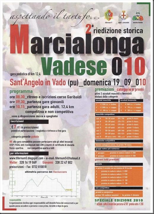 locandina marcialonga vadese