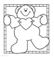amor -bear_heart_line