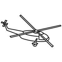 jugarycolorear.com- Helicóptero
