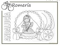 JUGARYCOLOREAR.COM- jyc - ANDAUCIA-romeria 1