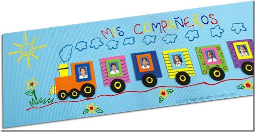 Ideas para decorar un salon de preescolar - Imagui