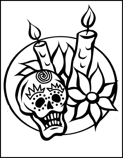 dia de los muertos mexico 1