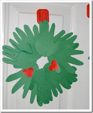 manualidades navidad huella manos (8)