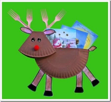 Manualidades De Navidad Para Ninos De Preescolar Decoracin Del