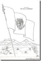 dia de la bandera mexico jugarycolorear (7)
