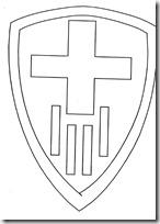 1 - escut cristià