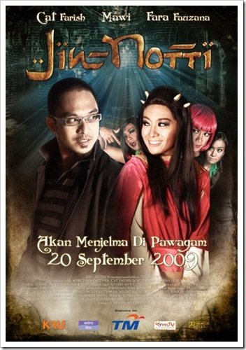 jin notti poster