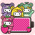 HELLO KITTY Battery Widget4 icon