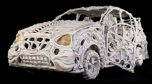 funniest bone car