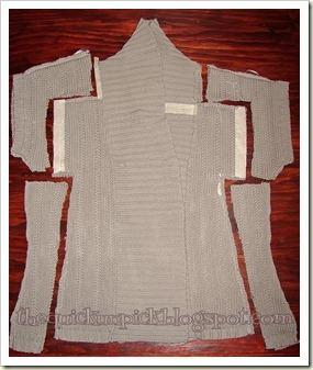 cut knit