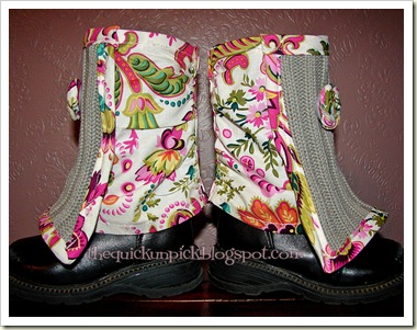 boot sleeves 1