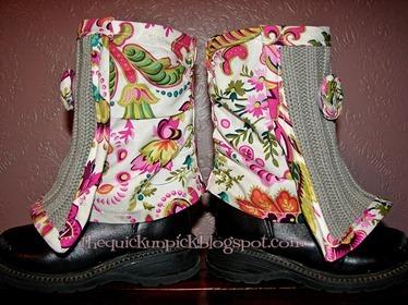boot sleeves 1