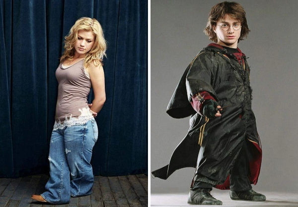 If Celebrities Were Midgets