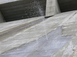 堤体からの漏水