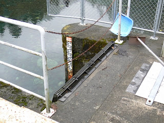 発電用取水口