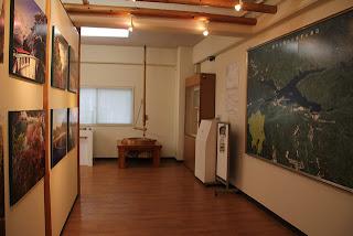 PR展示館内部