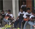 Band dari anak OSIS