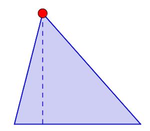 area triangolo