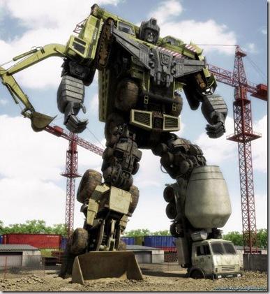Transformers-2-Devastator