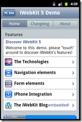 iWebKit