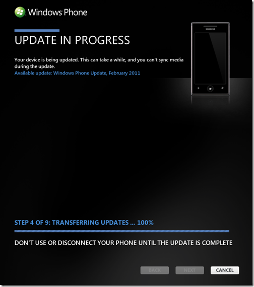WP7-Update
