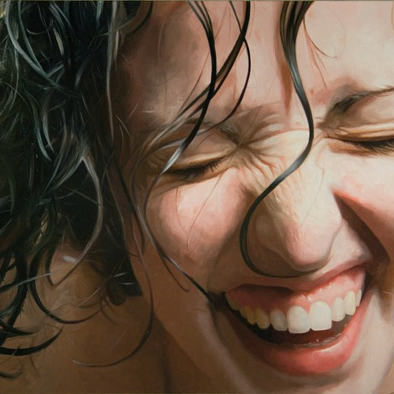 Incredibly Photorealistic Paintings By Alyssa Monks